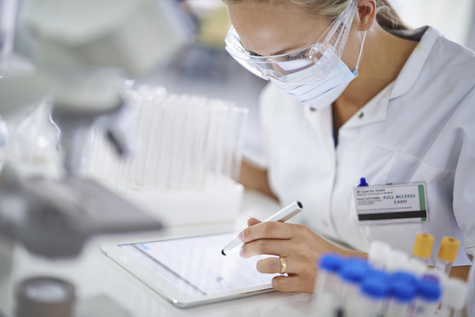 Better Sample Management Depends Upon Smarter Automated Systems Care Datainfo